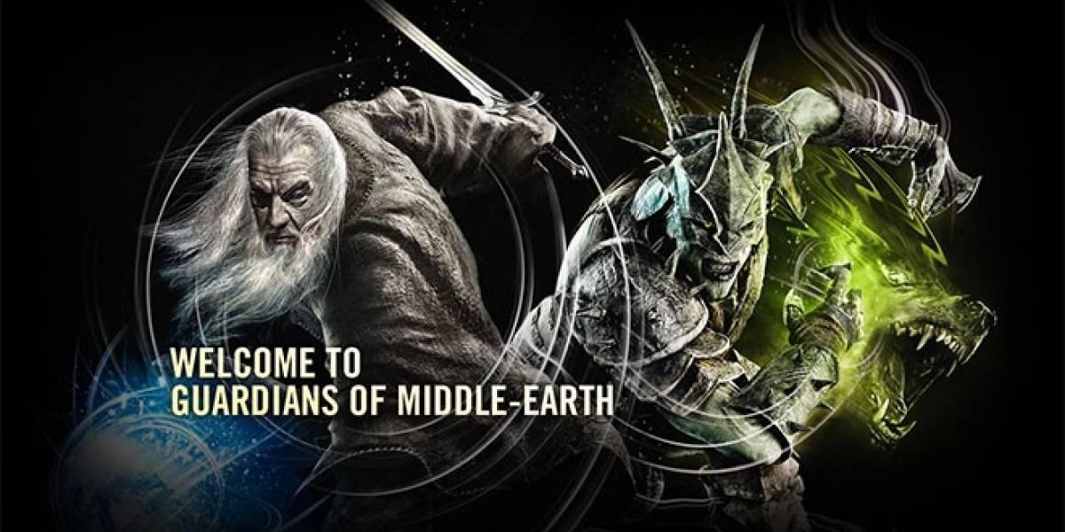 Guardians of Middle-Earth llegará también a PC