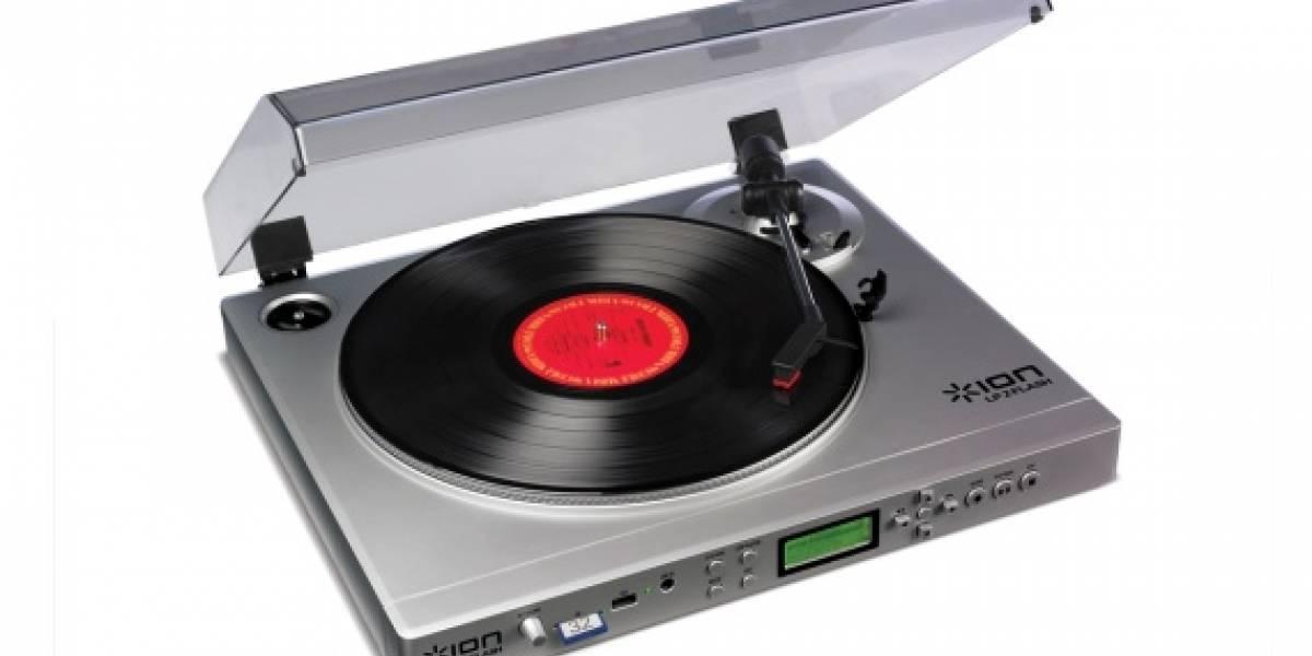 LP 2 Flash: Digitaliza tus vinilos en dos pasos