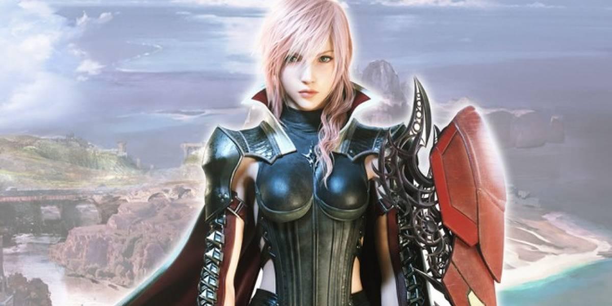 Lightning Returns: Final Fantasy XIII recibe fecha de salida y estrena video