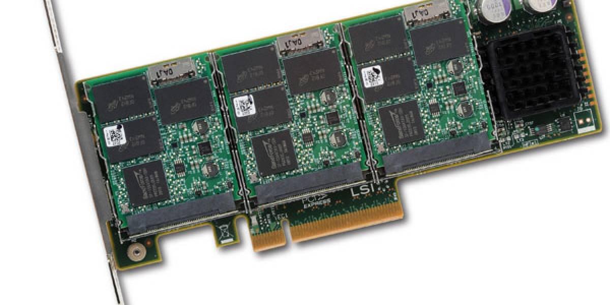 Presentan SSD vía PCI-E de $11.500 dólares