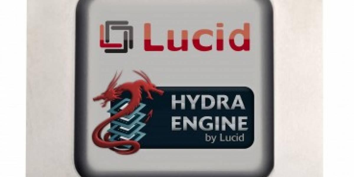 Lucid Unity: Solución Hydra multiGPU ahora en versión PCIe