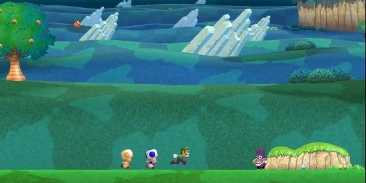 New Super Luigi U tendrá un nuevo personaje jugable