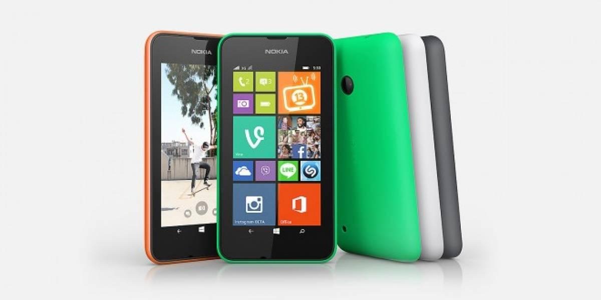 Microsoft presenta en Chile al Lumia 530