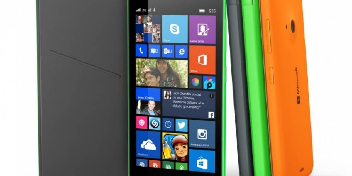 Microsoft vendió 10.5 millones de Lumias durante el segundo trimestre del año