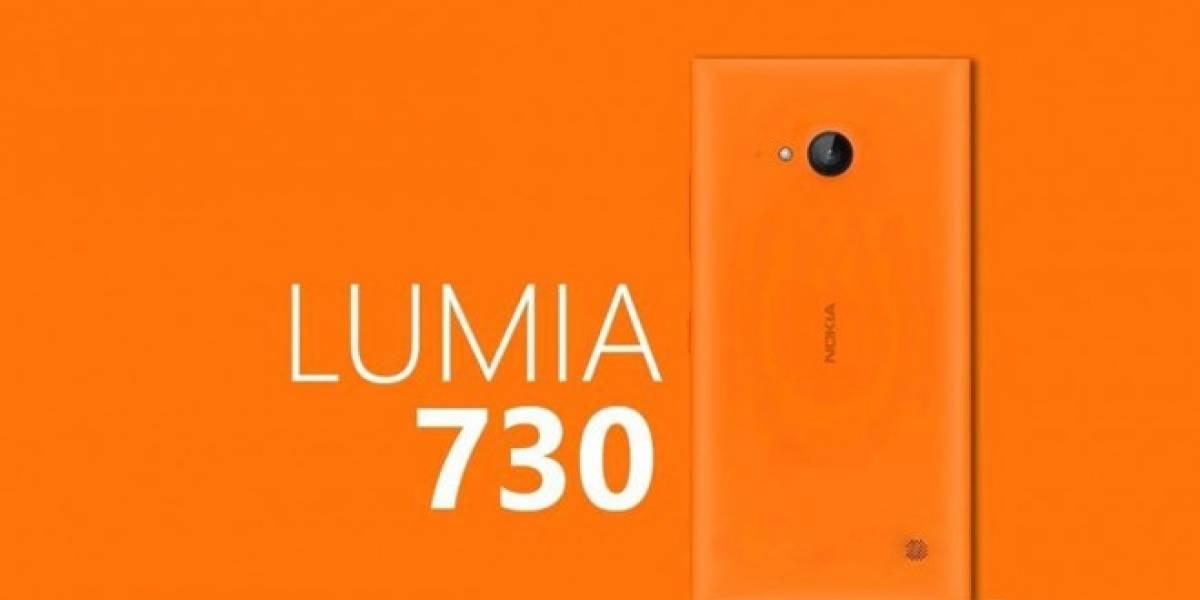 Nokia Lumia 730 llegaría este mes a solo 240 dólares
