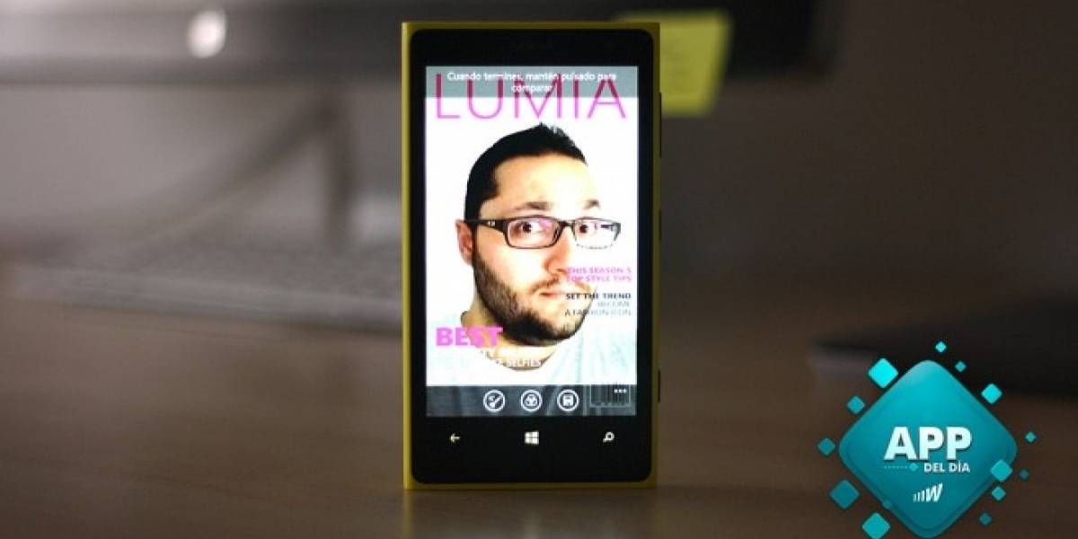 Microsoft lanza Lumia Selfie para Windows Phone [App del día]