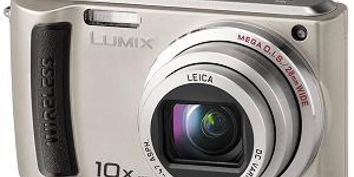 Nueva Panasonic Lumix TZ50 con WiFi