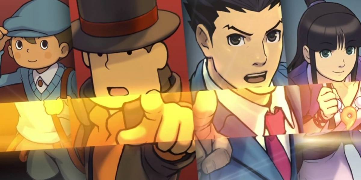 Professor Layton vs. Phoenix Wright: Ace Attorney llegará a Occidente en 2014
