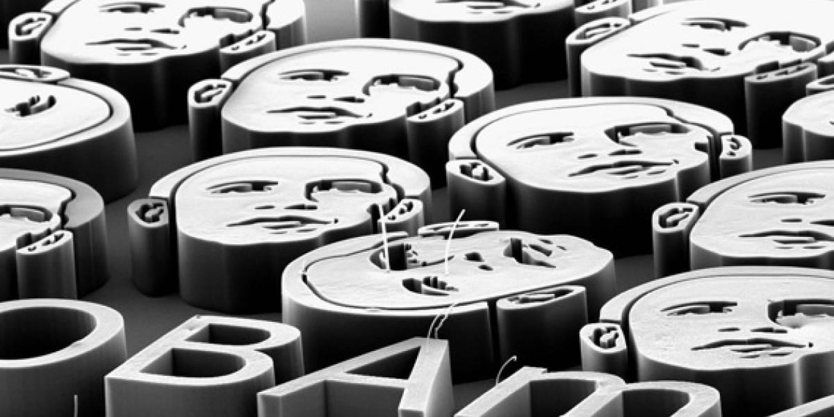 Barack Obama se inmortaliza en un nanotubo de carbono