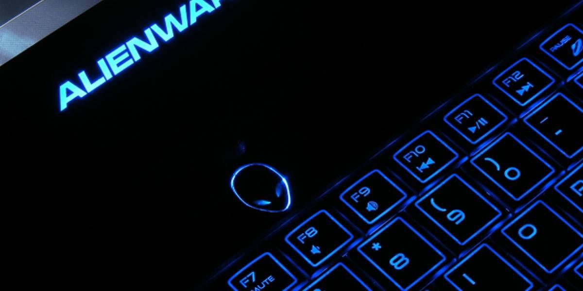 CHWLabs: Alienware M11x