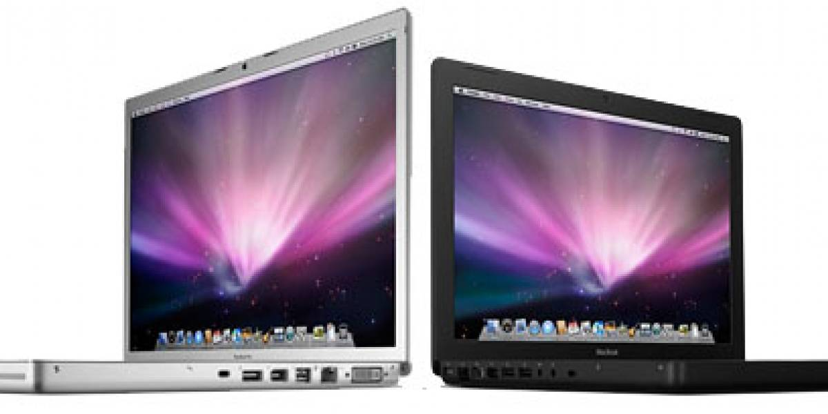 Apple actualiza sus notebooks, incluye Multi Touch