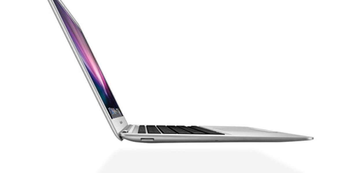 Próximo MacBook Air sería de 11.6 pulgadas