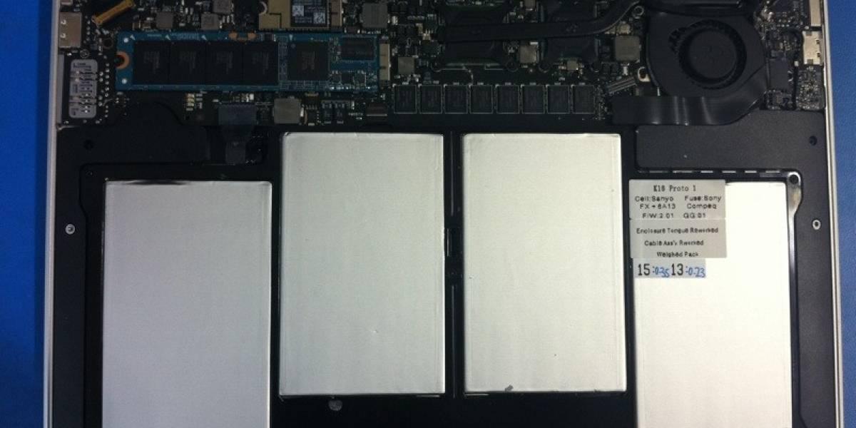 ¿Es este el nuevo Macbook Air de 13.3?