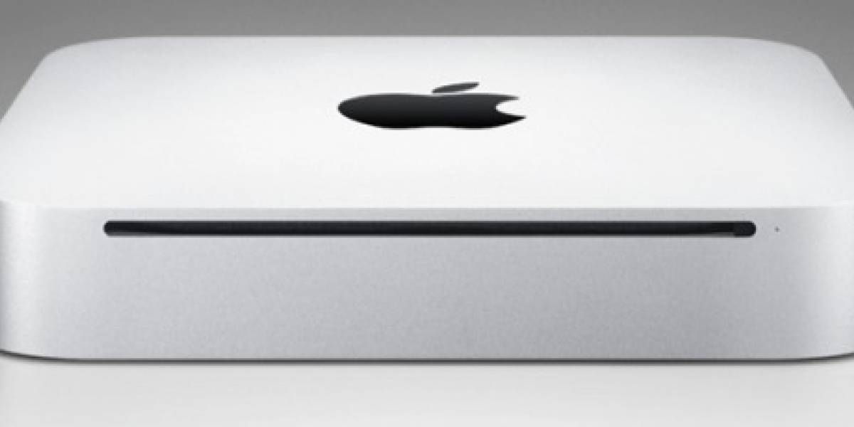 Apple lanza Mac Mini Unibody