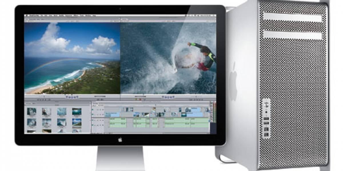 Apple lanza Mac Pro con Xeon 5600 de 12 núcleos