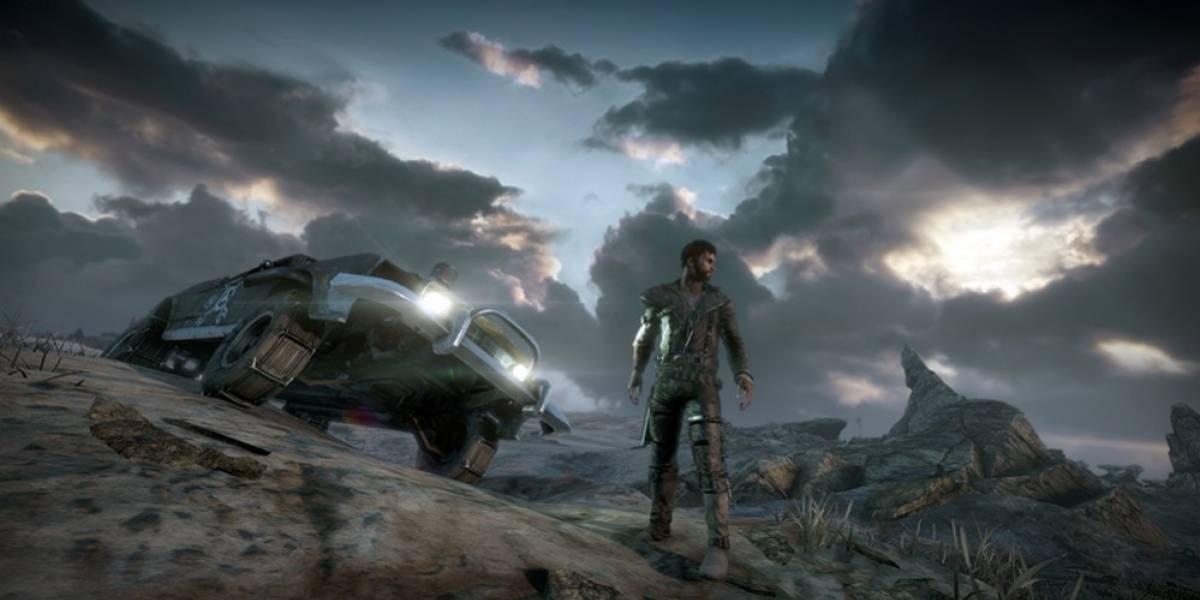 Se filtra el primer video con jugabilidad de Mad Max
