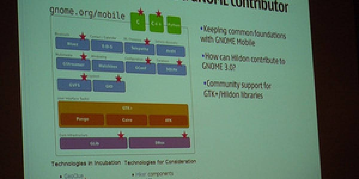Videos del Nokia N900 corriendo Maemo con Qt