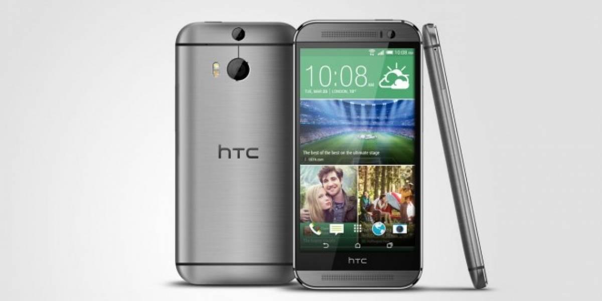 Aparece video de un HTC One M8 corriendo Android Lollipop con Sense 6