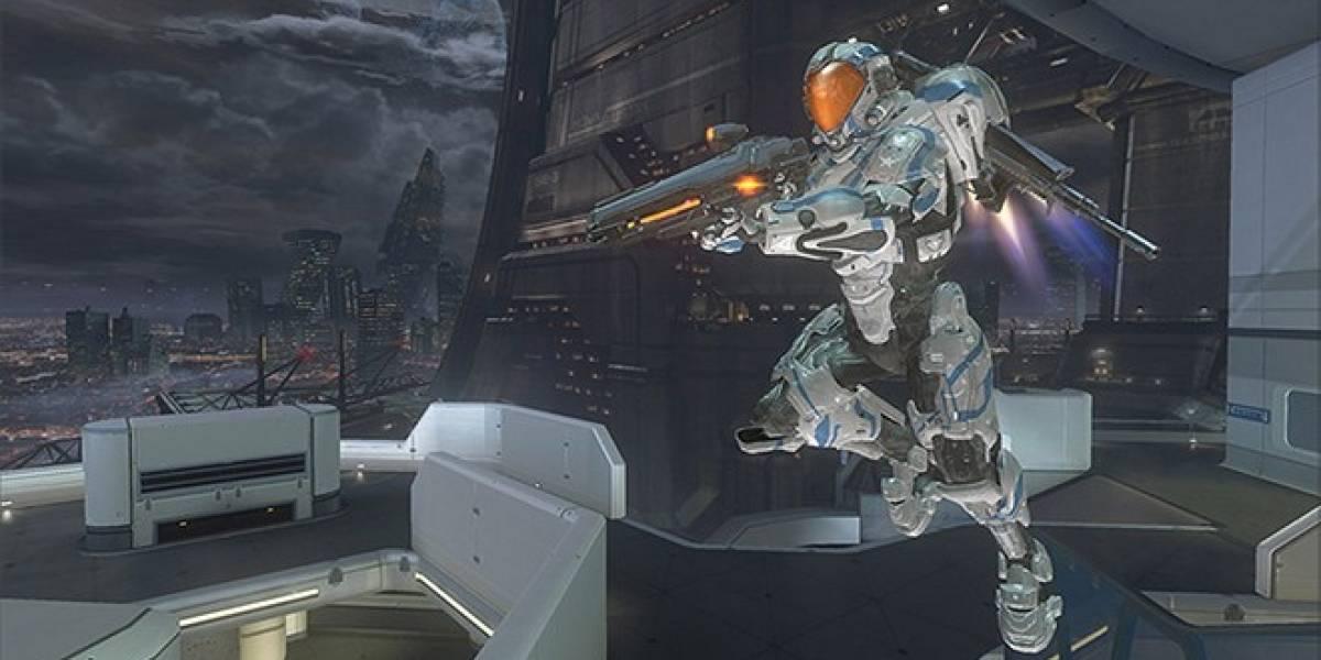 Conoce los detalles del nuevo paquete de mapas para Halo 4