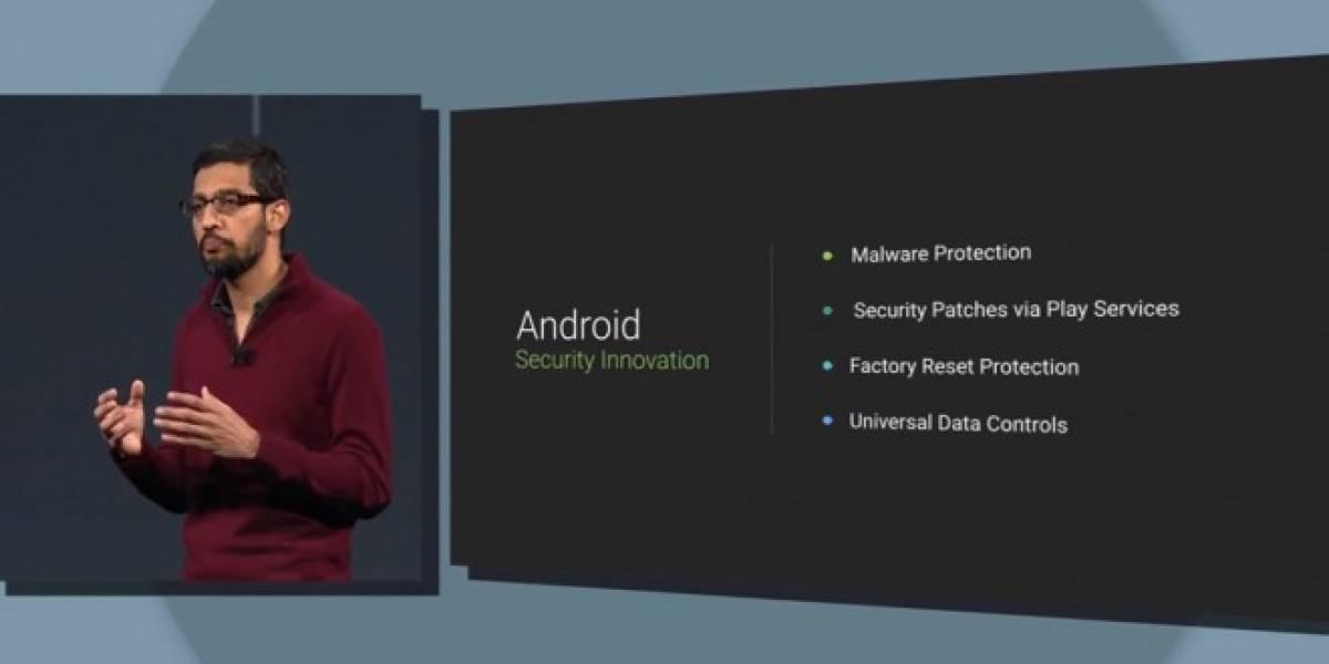 La seguridad en Android como gran olvidada en #IO14