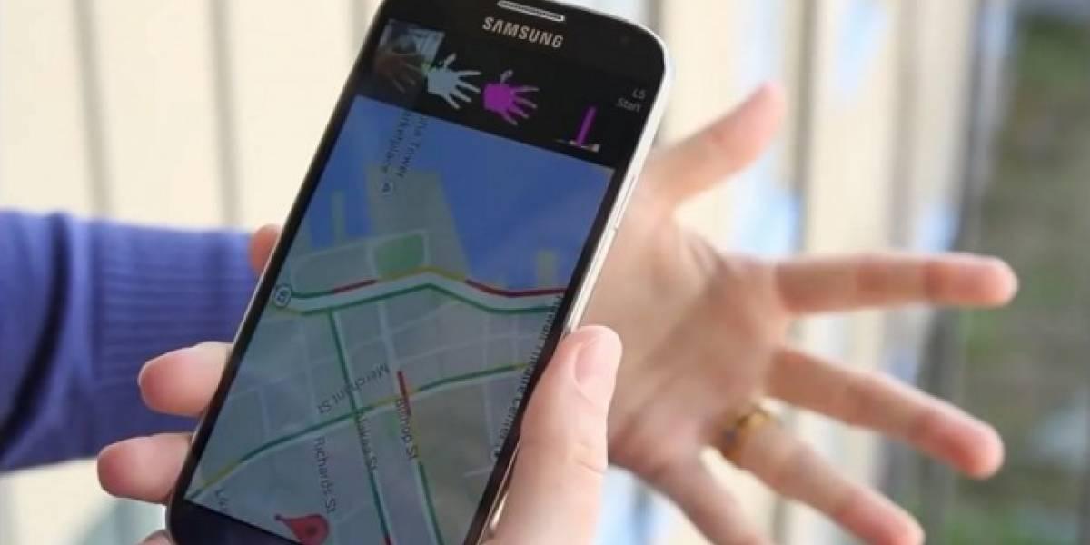 Aplicación promete controlar el teléfono como el Kinect con la cámara
