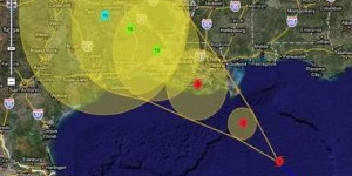 Software calcula desastre del huracán Gustav