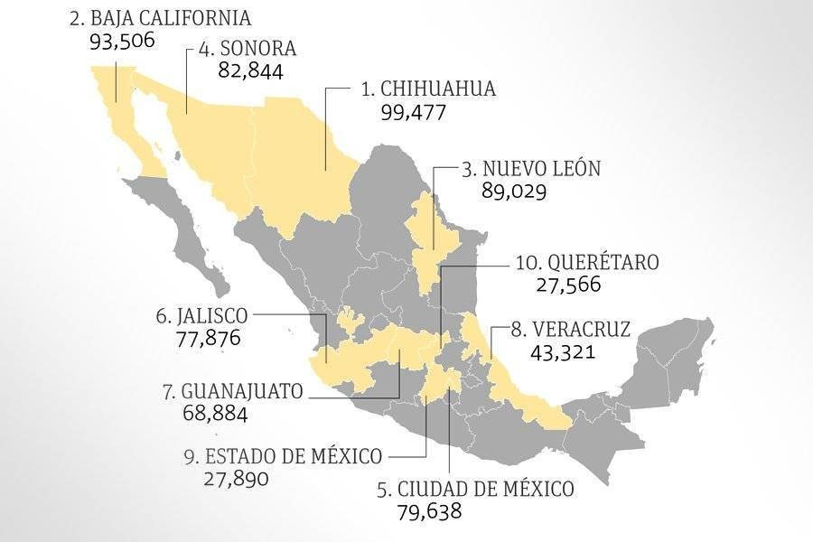 Jalisco, de los estados donde más ayuda piden las mujeres