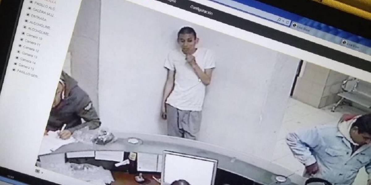 Detuvieron a Marco Antonio a dos días desaparecer... pero lo dejaron ir sin identificarlo