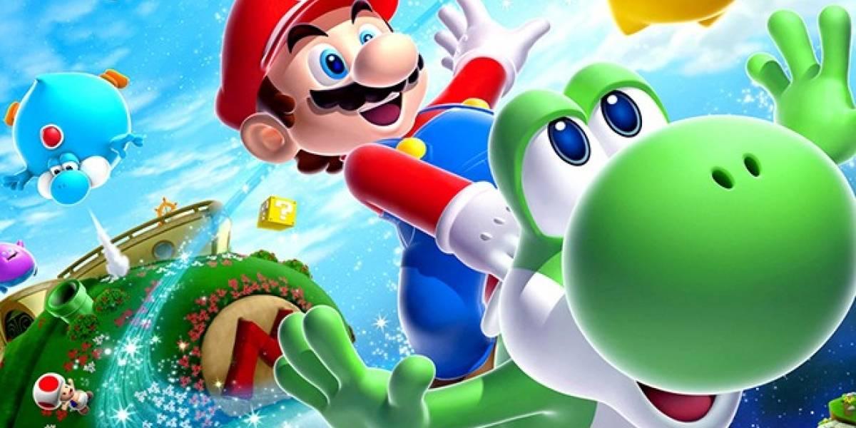 Nuevo juego de Mario podría llegar en octubre