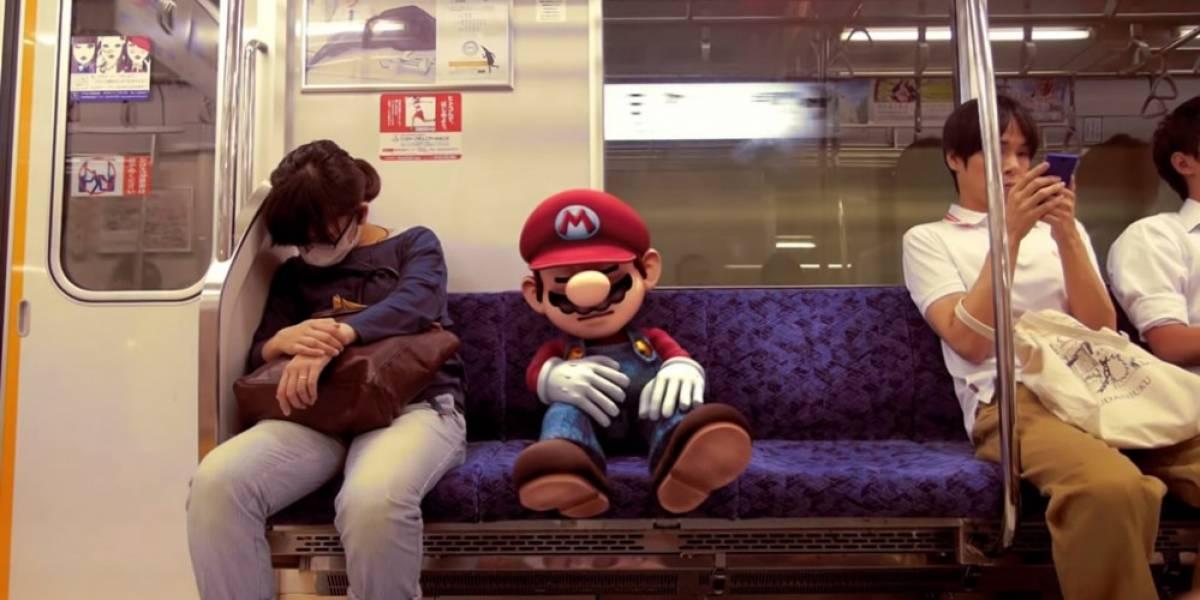 Publican animación de Mario para Super Smash Bros. realizada por un fan
