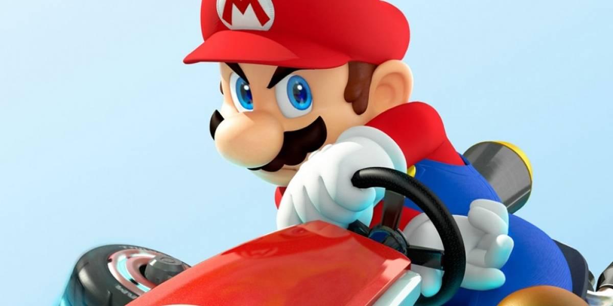 Mario Kart 8 vende 1.2 millones en su primer fin de semana