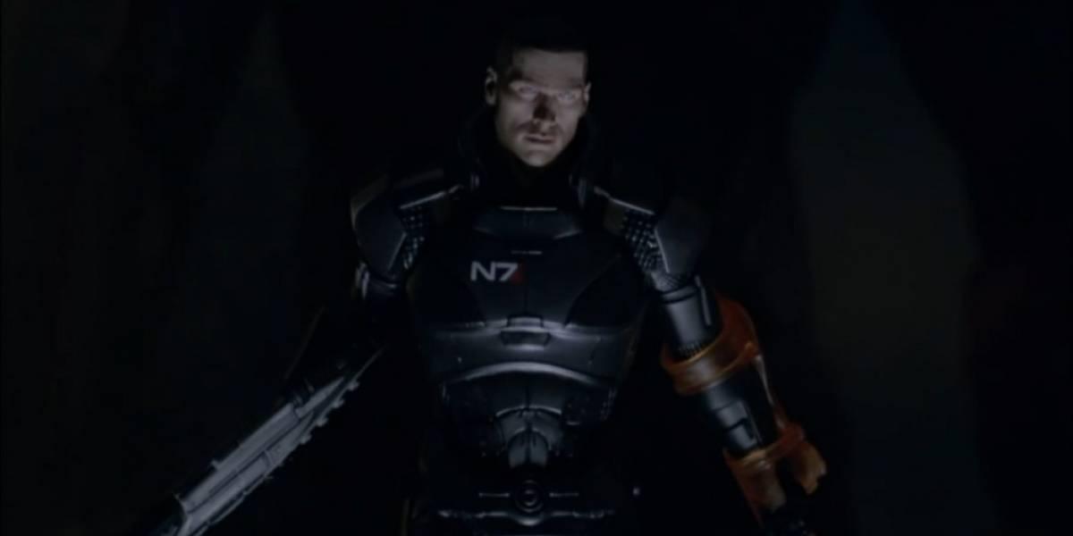 Primer vistazo al nuevo Mass Effect #E32014