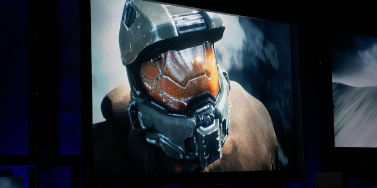 Halo llegará a Xbox One en 2014 #E3