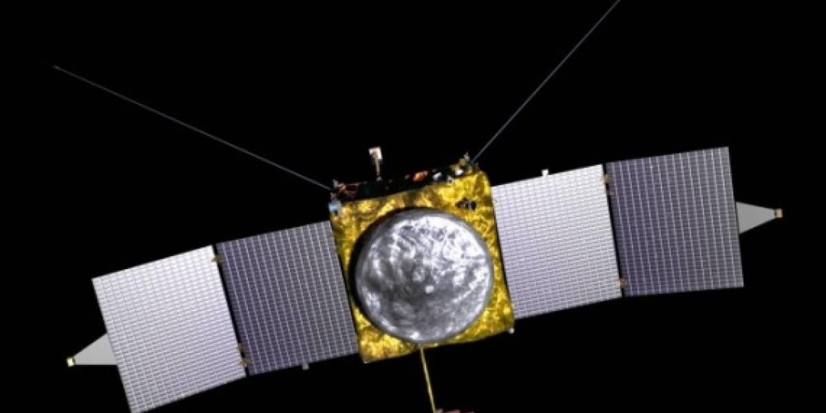 El 2013 será la próxima misión a Marte