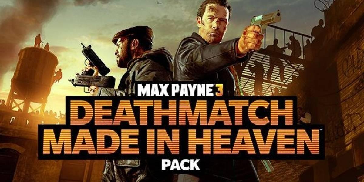 Max Payne 3 estrena su último contenido descargable durante este mes