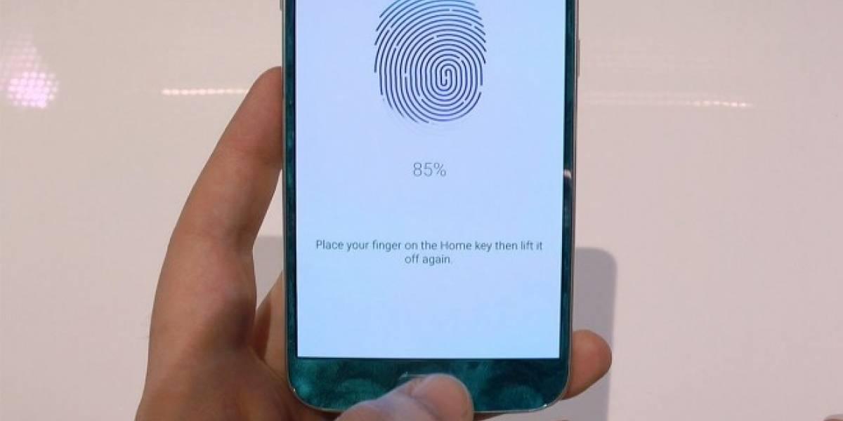 Lector de huellas del Samsung Galaxy S6 permite identificarte en foros y sitios webs