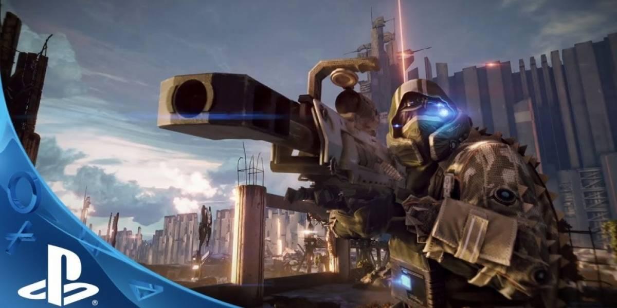 Killzone Shadow Fall Intercept tiene nuevo tráiler #E32014