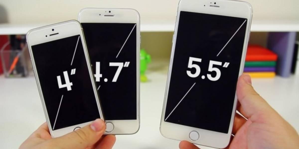 Nuevo iPhone con pantalla más grande se empezaría a fabricar en julio