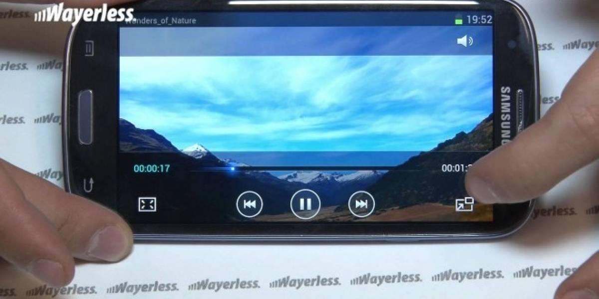 Samsung tendrá pantallas UHD 4K para smartphones y tablets en el 2015