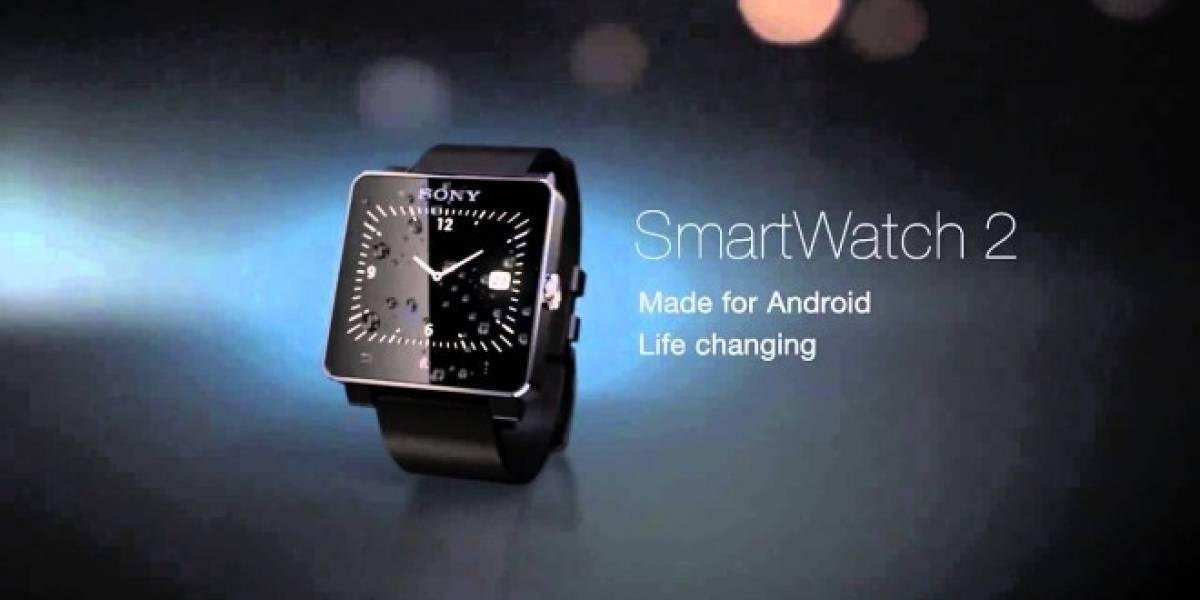 Sony SmartWatch 3 podría ser revelado en IFA 2014
