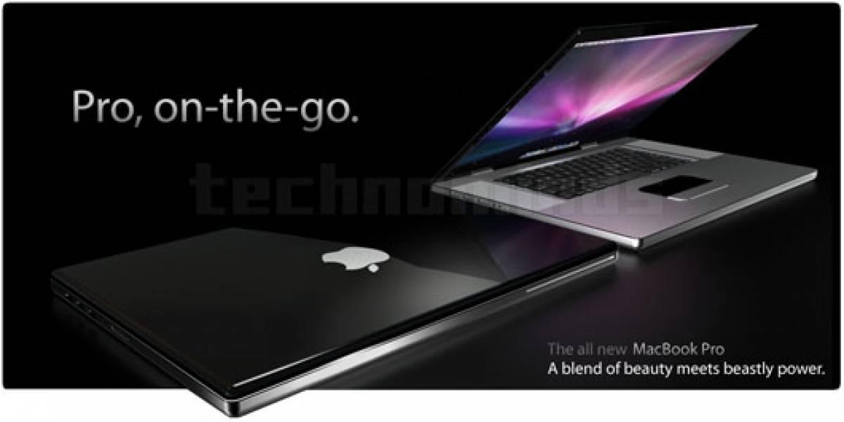 Futurología: El próximo MacBook Pro