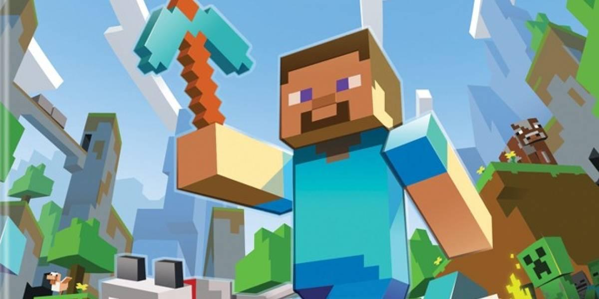 Microsoft anuncia versión física de Minecraft: Xbox 360 Edition