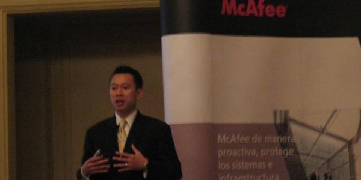 McAfee abre centro de investigación en Santiago