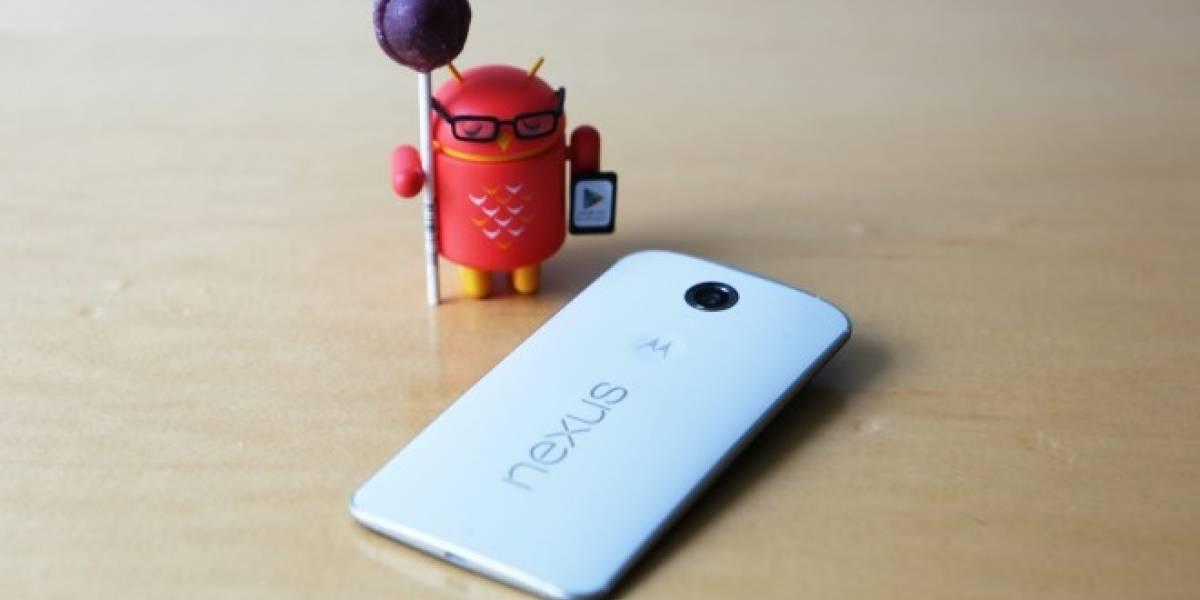 Motorola confirma Android Lollipop para estos equipos