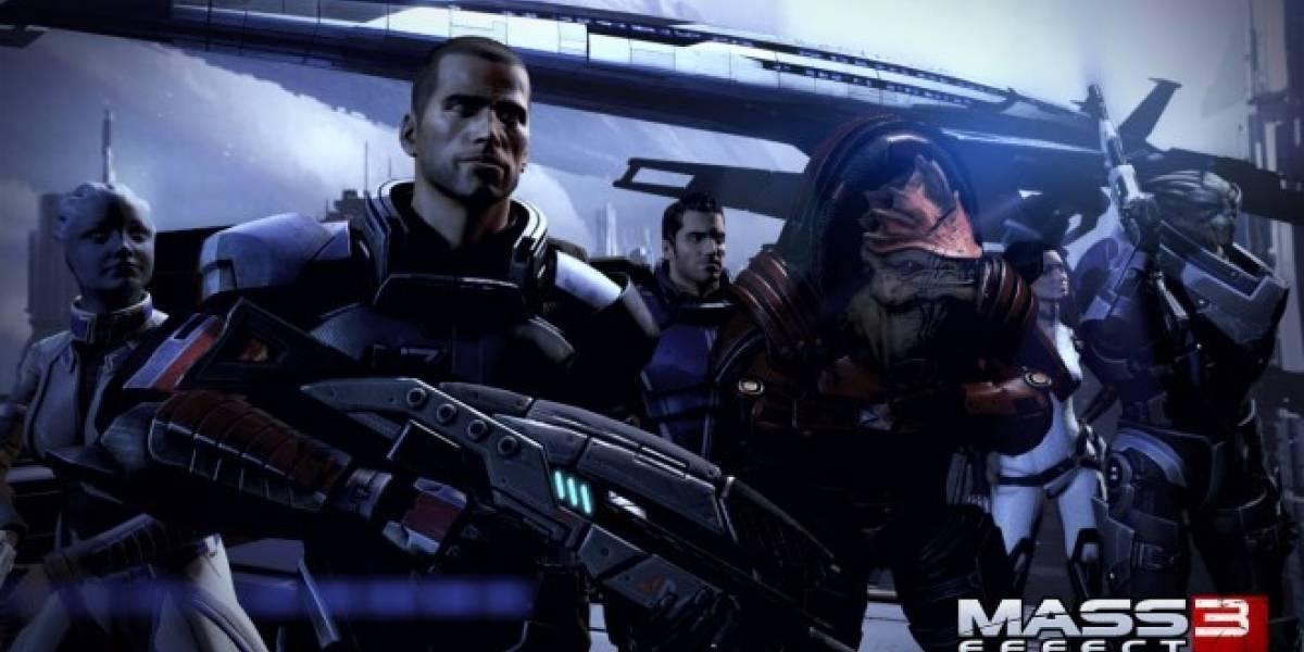 BioWare anuncia Citadel, el último DLC para Mass Effect 3
