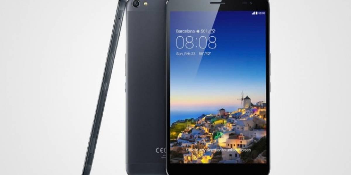 Huawei MediaPad X1 de 7 pulgadas, la más delgada y ligera #MWC14