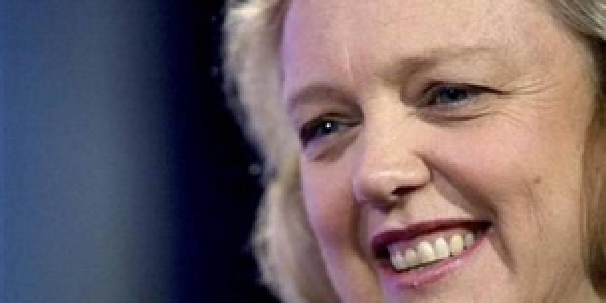 Meg Whitman de eBay cambia Internet por Política