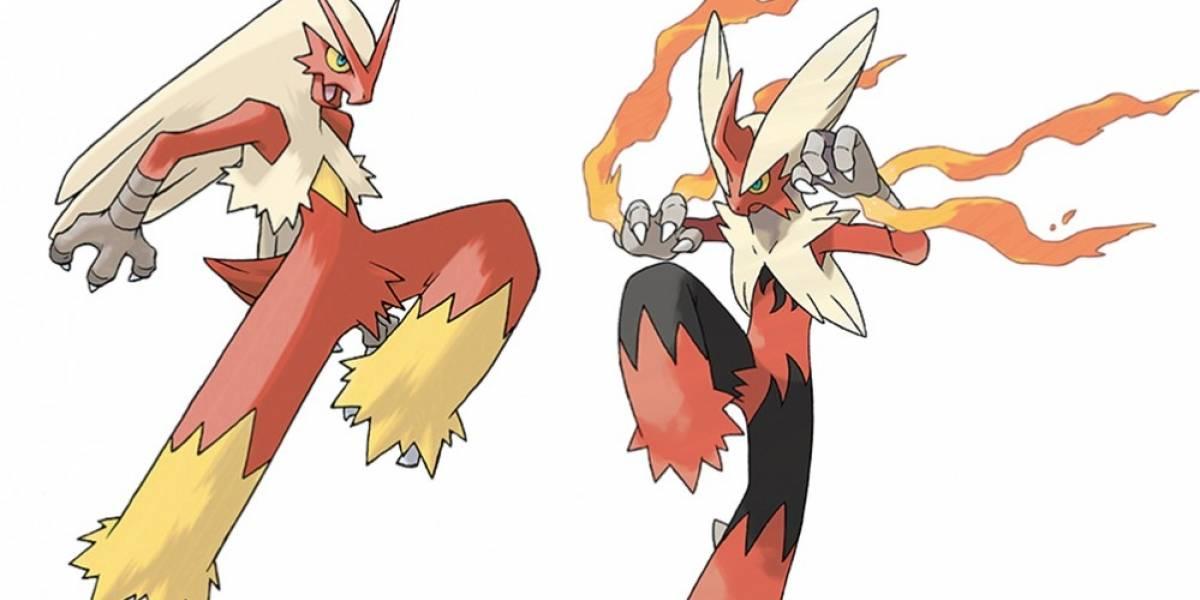 Así funcionarán las Mega Evoluciones en Pokémon X/Y