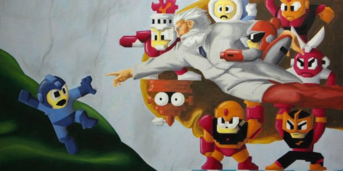 Así se ve Mega Man en su nueva serie animada de TV