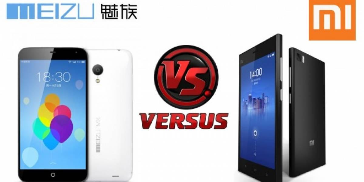 Meizu ofrece descuento para su MX3 si traes un Xiaomi